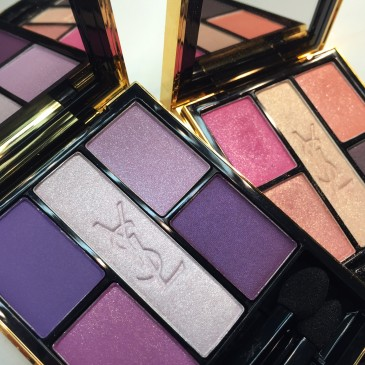 YSL BEAUTE EYE SHADOW COLORS