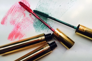 COLOR MASCARA IS TREND
